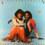 Ashford & Simpson, Gimme Something Real (LP)