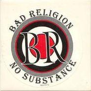 Bad Religion, No Substance [Promo] (CD)