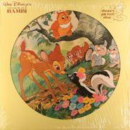 Various Artists, Walt Disney's Bambi [OST] [Picture Disc] (LP)