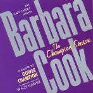 Barbara Cook, The Champion Season (CD)