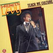 Barrington Levy, Teach Me Culture (CD)