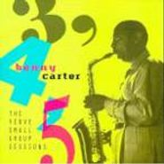 Benny Carter, 3,4,5: The Verve Small Group Sessions (CD)
