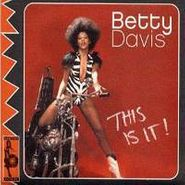 Betty Davis, This Is It! (CD)