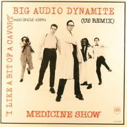 "Big Audio Dynamite, Medicine Show (12"")"
