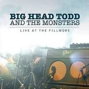 Big Head Todd & The Monsters, Live At The Fillmore (CD)