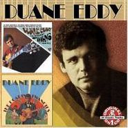 Duane Eddy, Biggest Twang of Them All/ Roaring Twangies (CD)