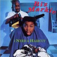 Biz Markie, I Need A Haircut (CD)