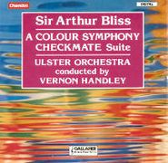 Sir Arthur Bliss, Bliss: Colour Symphony/Checkmate Suite (CD)