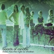 Boards Of Canada, Music Has the Right to Children (LP)