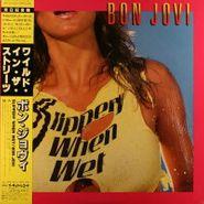 Bon Jovi, Slippery When Wet [Japanese Pressing] (LP)
