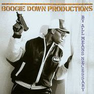 Boogie Down Productions, By All Means Necessary (CD)