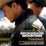 Gustavo Santaolalla, Brokeback Mountain [OST] (CD)