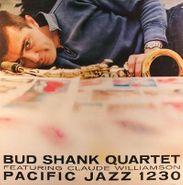 Bud Shank, Bud Shank Quartet Featuring Claude Williamson (LP)