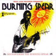 Burning Spear, At Studio One: Sounds From The Burning Spear (CD)
