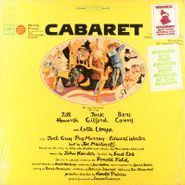 John Kander, Cabaret [Original Broadway Cast] (LP)