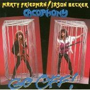 Cacophony, Go Off! (CD)