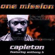 Capleton, One Mission (CD)