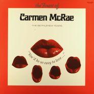 Carmen McRae, The Finest Of Carmen McRae: You'd Be So Easy To Love (LP)