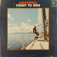 Carpenters, Ticket To Ride (LP)