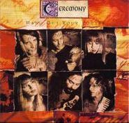Ceremony, Hang Out Your Poetry (CD)