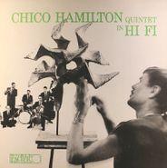 Chico Hamilton, Chico Hamilton Quintet In Hi Fi (LP)