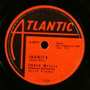 Chuck Willis, Whatcha' Gonna Do When Your Baby Leaves You / Juanita (78)