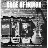 Code Of Honor, Complete Studio Recordings 1982-1984 (CD)
