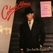 Colonel Abrams, You And Me Equals Us (LP)