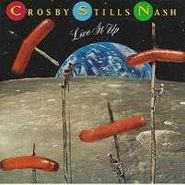 Crosby, Stills & Nash, Live It Up (CD)