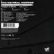 The Crystal Method, Legion Of Boom (CD)