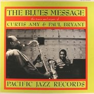 Curtis Amy, The Blues Message (LP)
