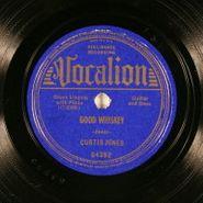 Curtis Jones, Pocket-Book Blues / Good Whiskey (78)