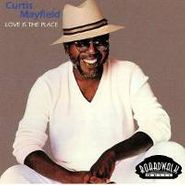 Curtis Mayfield, Love Is The Place (CD)