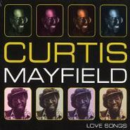 Curtis Mayfield, Love Songs, Vol. 1 (CD)