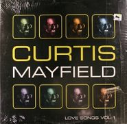 Curtis Mayfield, Love Songs Vol. 1 [Import] (LP)