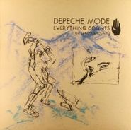 """Depeche Mode, Everything Counts (In Larger Amounts) (12"""")"""