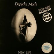 "Depeche Mode, New Life / Shout! (12"")"