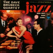 The Dave Brubeck Quartet, Jazz: Red Hot And Cool (LP)