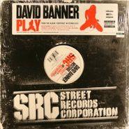 """David Banner, Play (12"""")"""