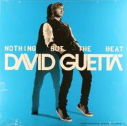 """David Guetta, Nothing But The Beat (12"""")"""