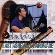David Wilcox, East Asheville Hardware: Live (CD)