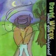 David Wilcox, What You Whispered (CD)