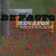 De Facto, Megaton Shotblast (CD)