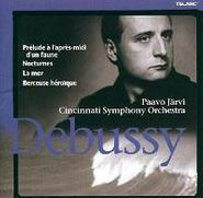 Claude Debussy, Debussy: Prelude a l'Apres Midi d'un Faune/Nocturnes/La Mer (CD)
