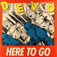 "Devo, Here To Go (12"")"