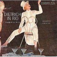 Marlene Dietrich, Dietrich in Rio (CD)