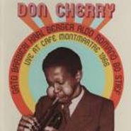 Don Cherry, Live at Cafe Montmartre, 1966 (CD)