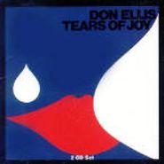 Don Ellis, Tears Of Joy (CD)