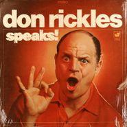 Don Rickles, Don Rickles Speaks! (LP)