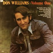 Don Williams, Volume One (LP)